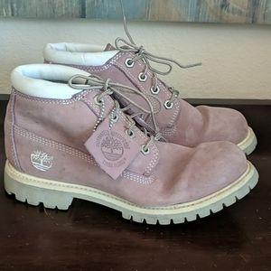 TIMBERLAND Waterproof Leather Chukka Boot